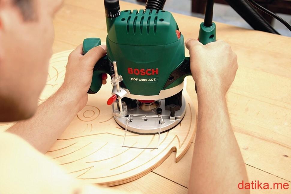 Buy Bosch POF 1400 ACE Glodalica nadstolna ručna 1400W in