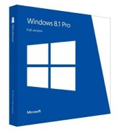 Windows 8.1 Professional 64bit GGK
