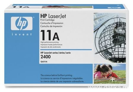 HP Toner Q6511A you Above 2420/2430