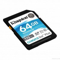 Kingston Canvas Go! Plus UHS-I SDXC Memory Card