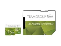 TeamGroup microSDHC Class 10 + SD Adapter