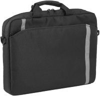 Defender laptop bag Shiny 15'-16' black