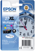 Epson Br.27XL Tri-colour 3x10.4ml - za WorkForce WF-7710DWF