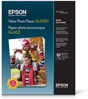 Epson Value Glossy Photo Paper Glossy  10x15 - 20 sheets