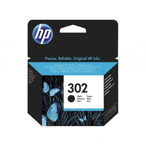 HP Ink F6U66AE No. 302 Black