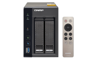 QNAP TS-253A-4G 0/2HDD Intel 4*1.6GHz, 4GB, 2bay