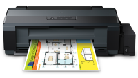 Epson L1300 Color printer A3+ with CISS system
