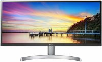 LG 29WK600-W 29'' Class 21:9 UltraWide WFHD (2560 x 1080) IPS LED Monitor with HDR 10