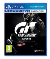 PS4 Gran Turismo Sport Day 1 editio
