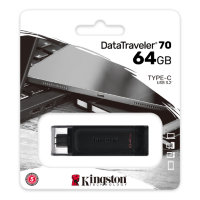 Kingston USB-C DISK 64GB, DT70/64GB