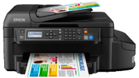 Epson L655 with CISS system