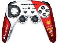Thrustmaster Wireless Gamepad F1 - F150 Italia - Alonso Limited Edition