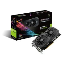 Asus nVidia Geforce GTX 1050 Ti 4GB GDDR5 128bit, ROG STRIX-GTX1050TI-4G-GAMING