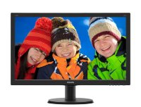 "Philips 23.6"" 243V5LHAB Full HD LED monitor"