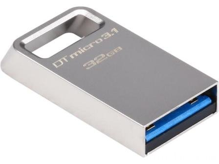 Kingston DataTraveler Micro 32GB USB 3.1