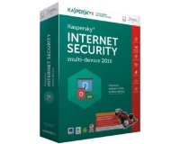 Kaspersky Internet Security 2016 godišnja licenca - 2 računara (Multi device)