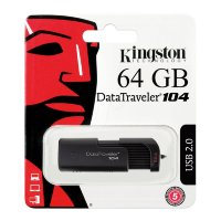 Kingston USB DISK DataTraveler 104 64GB USB 2.0
