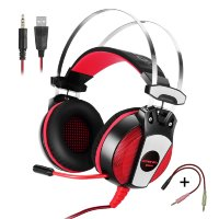 Kotion Each GS500 Gaming Headset Red-Black