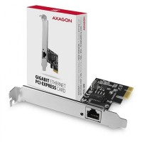 Axagon RJ45 Kontroller PCI-Express - 1X Gigabit Ethernet