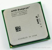 Sempron 64 2800+ 1,6GHz BOX 90 nm L2-Cache 256KB