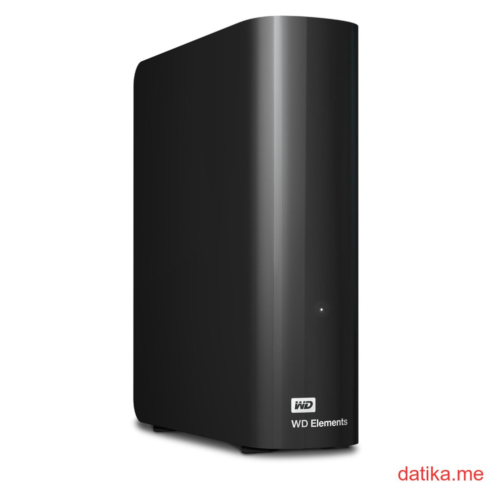 WD HDD Elements Desktop 2TB/4TB/6TB/8TB 3.5'' USB 3.0