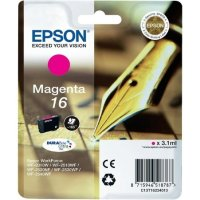 Epson INK JET Br.T1623, (Magenta) - za WorkForce WF-2520NF AiO/WF2510WF