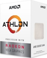 AMD Athlon 220GE Processor (3.4GHz, 5MB)