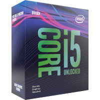 Intel Core i5-9600KF Processor (9M Cache, up to 4.60 GHz) Box NoFan