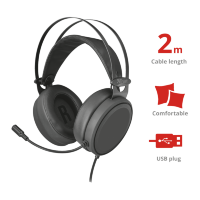 Trust Lano PC USB Headset