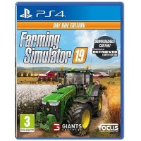 PS4 Farming Simulator 19 D1 Edition