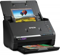 Epson FastFoto FF-680W Wireless High-speed Photo Scanning System