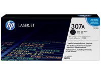 HP 307A Black Original LaserJet Toner Cartridge (CE740A)