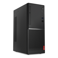 Lenovo V520-15IKL Tower Intel i3-7100/4GB/1TB/IntelHD/Win10Pro, 10NK004EYA