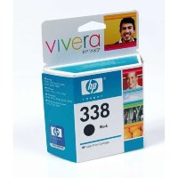 HP 338 Black Original Ink Cartridge (C8765EE)