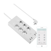 ACME SH3305 Smart 6 Socket Wi-Fi Power Strip