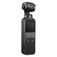 "DJI Osmo Pocket - Handheld 3-Axis Gimbal Stabilizer with integrated Camera 12 MP 1/2.3"" CMOS 4K Video"