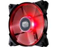 Cooler Master JetFlo 120 Red LED 120mm ventilator (R4-JFDP-20PR-R1)
