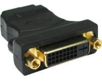 FAST ASIA Adapter DVI-D Dual Link (F) - HDMI (M)