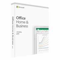 Microsoft Office Home and Business 2019 English CEE Only Medialess