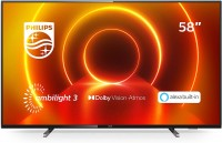 "Philips 58PUS7805/12 Ambilight TV 58"" Ultra HD, HDR10+, Smart TV"