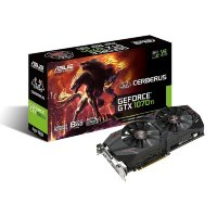 Asus Cerberus GeForce GTX 1070 Ti Advanced Edition 8GB GDDR5 256bit, CERBERUS-GTX1070TI-A8G