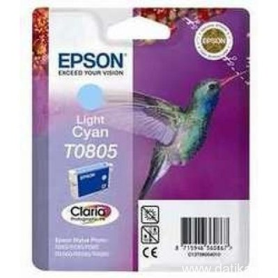 Epson INK JET Br.T0805(Light Cyan)