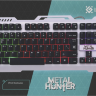 Defender Metal Hunter GK-140L Wired gaming keyboard (US), Rainbow, 19 Anti-Ghost