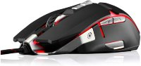 Riotoro AUROX PRISM Gaming Mouse with RGB Multicolor Lighting