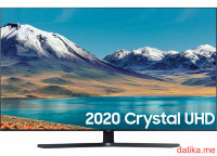 "Samsung TU8500 65"" Crystal Ultra HD, HDR 10+, Smart TV, DVB-T2/C/S2, UE65TU8502UXXH"