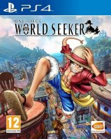 PS4 One Piece World Seeker