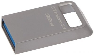 Kingston 64GB DataTraveler Micro C3 (Metal casing) USB 3.1