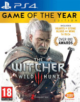 PS4 The Witcher 3 Wild Hunt GOTY