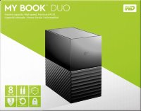 WD My Book Duo 8TB Eksterni HDD