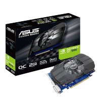 Asus nVidia GeForce GT 1030 2GB GDDR5 64bit, PH-GT1030-O2G